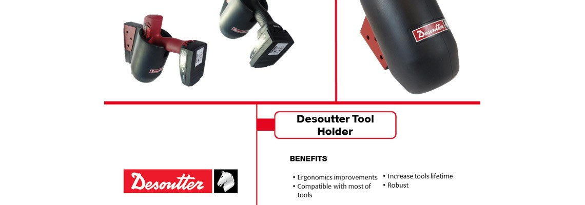 Desoutter Tool Holder 90 is now available!