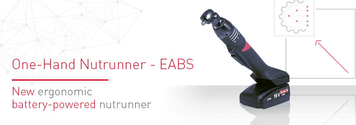 Nowy, ergonomiczny wkrętak na akumulator – EABS
