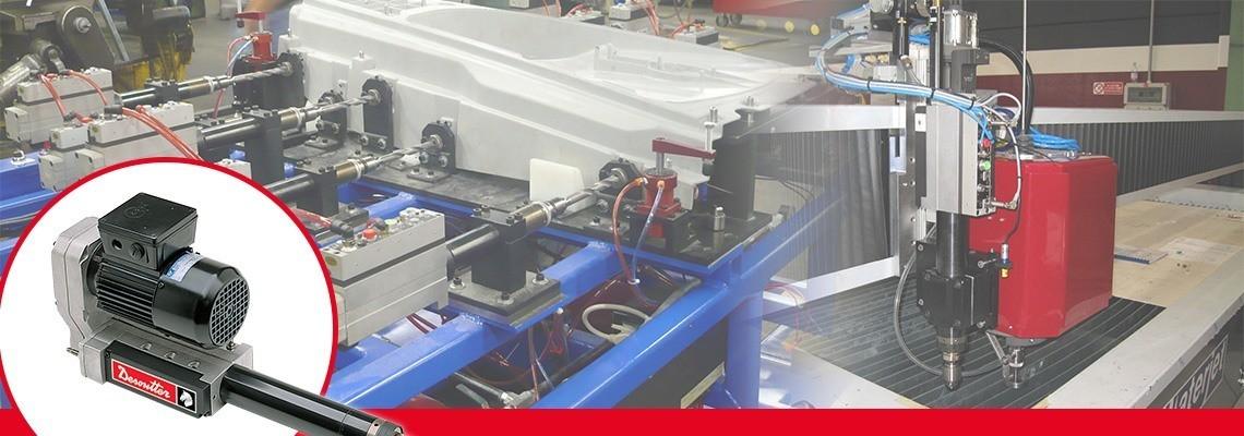 Poznaj napędy i przesuwnice automatyczne dla wiertarek z posuwem automatycznym firmy Desoutter Tools. Zwiększ produktywność dzięki narzędziom Desoutter Narzędzia Przemysłowe. Zamów ofertę!