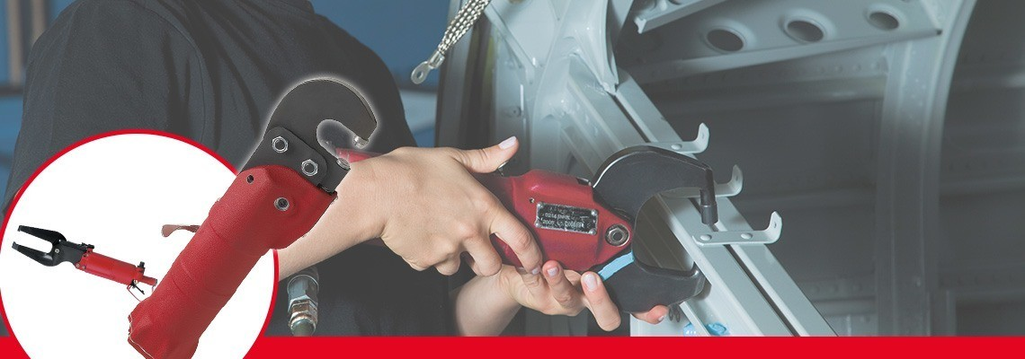 Firma Desoutter Tools zaprojektowała kompletny asortyment pneumatycznych narzędzi zaciskowych dla przemysłu motoryzacyjnego i lotniczego. Zamów ofertę lub pokaz!