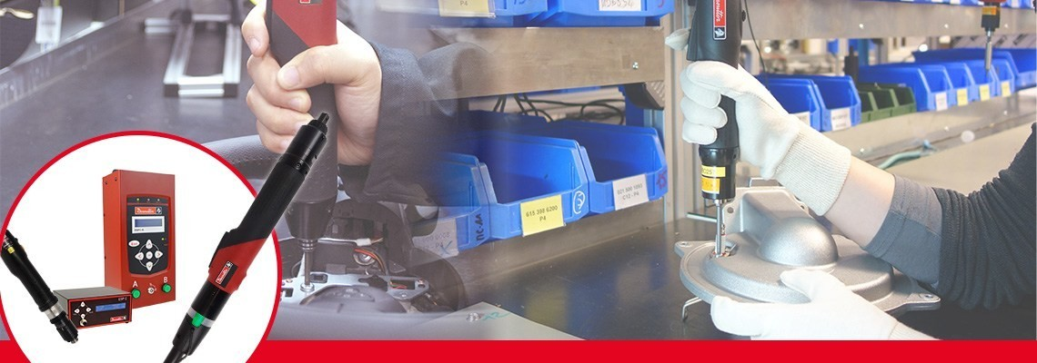 Poznaj linie narzędzi SLBN i SLC firmy Desoutter Narzędzia Przemysłowe. Dwie kompletne linie elektrycznych śrubokrętów do intensywnej eksploatacji.