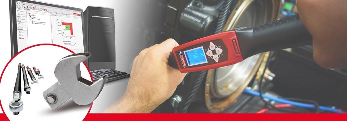 Poznaj kompletny asortyment akcesoriów do systemów pomiaru momentu obrotowego firmy Desoutter Narzędzia Przemysłowe dla przemysłu motoryzacyjnego i lotniczego. Najwyższa jakość i produktywność