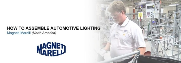 Jak Magneti Marelli produkuje oświetlenie samochodowe?