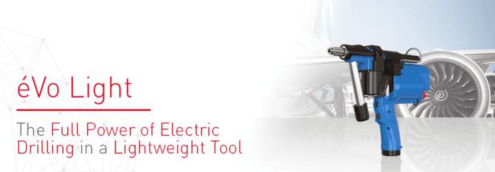 Nowe półautomatyczne narzędzia do wiercenia: éVo Light