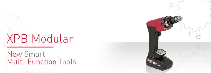 Nowe inteligentne narzędzie wielofunkcyjne: XPB